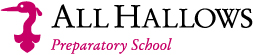 All Hallows School logo